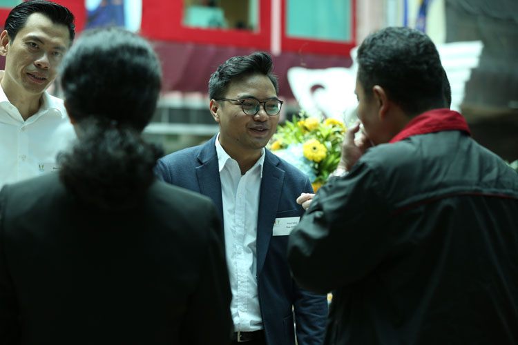 Reach Supervisory Panel Appreciation And Appointment Ceremony 2018