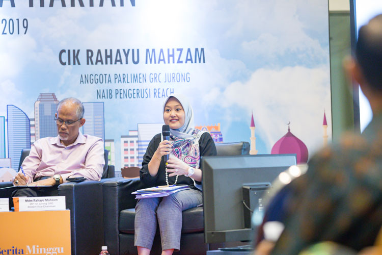 REACH-BH Budget 2019 Dialogue in Malay