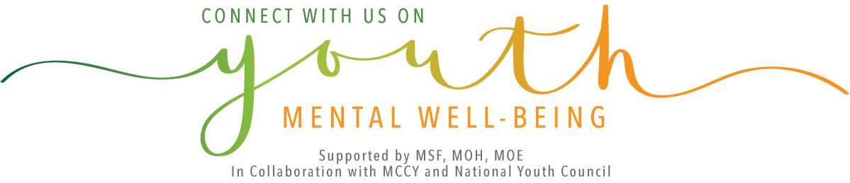 Connect with us on Youth Mental Well-Being