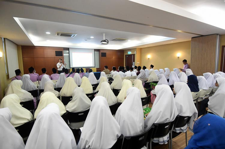 Presentation on Elected Presidency with Madrasah