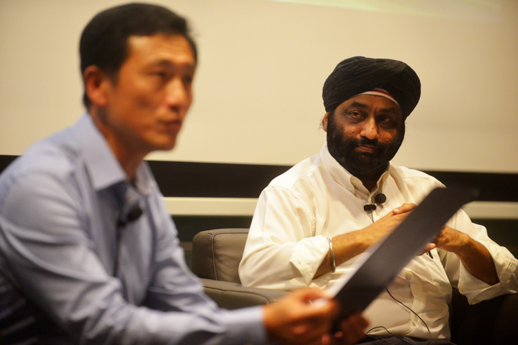 In Conversation with Minister Ong Ye Kung